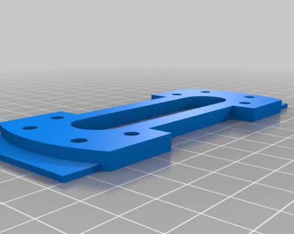 吉他把手 3D模型  图4