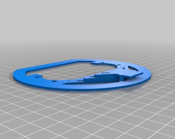 吉他把手 3D模型  图5