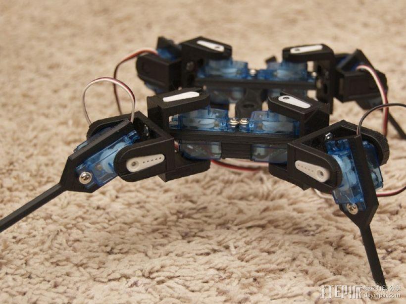 机器人 3D模型  图1