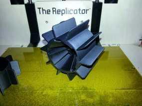 个性化遥控赛车轮子 3D模型