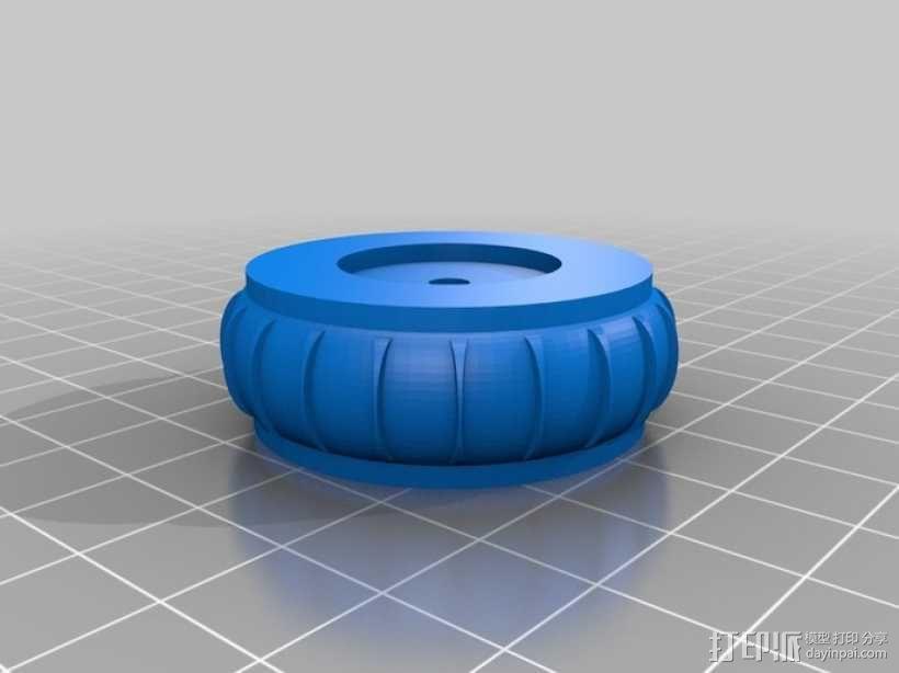 坦克履带 3D模型  图14