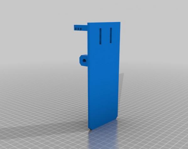 钢琴踏板 3D模型  图2