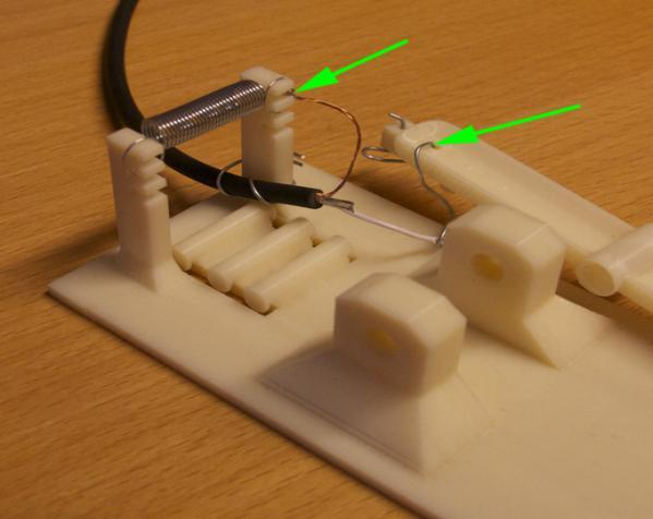 钢琴踏板 3D模型  图7