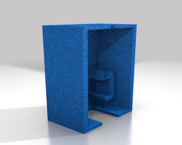 钢琴踏板 3D模型  图9