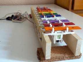 USB木琴 3D模型