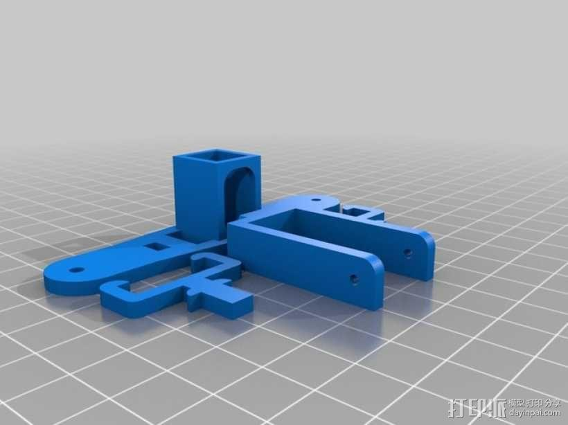 USB木琴 3D模型  图9