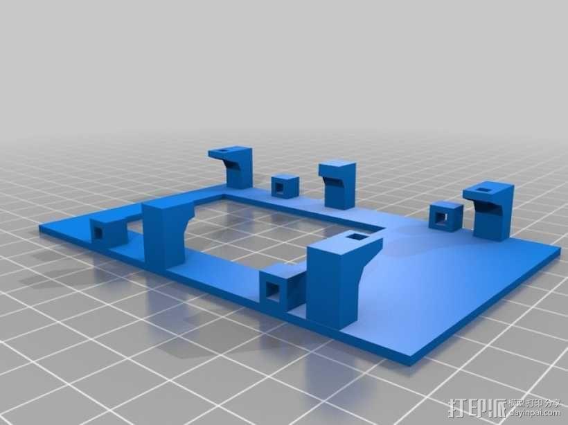 机器人 3D模型  图23