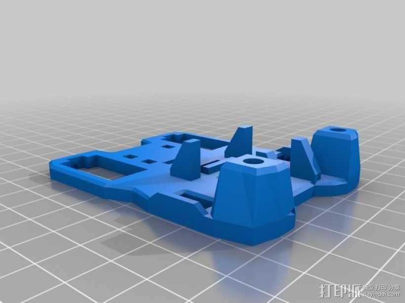 微型六脚昆虫 3D模型  图2