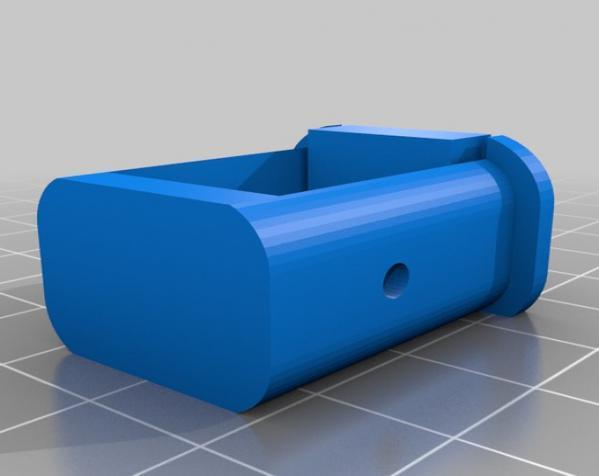 模块化自行车仪表盘 3D模型  图2