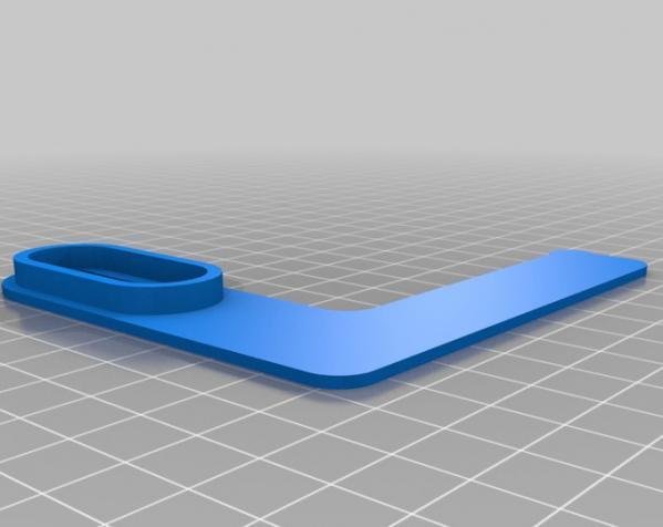 模块化自行车仪表盘 3D模型  图4