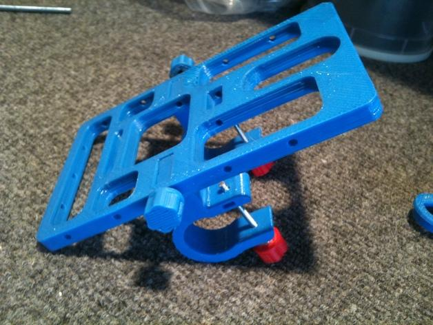 模块化自行车仪表盘 3D模型  图9