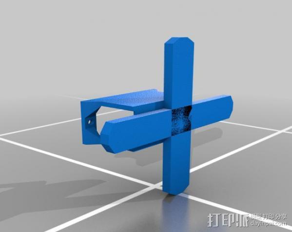 迷你机械臂 3D模型  图2