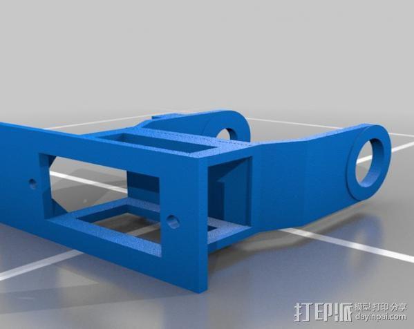 迷你机械臂 3D模型  图8