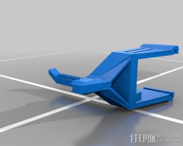 迷你机械臂 3D模型  图13
