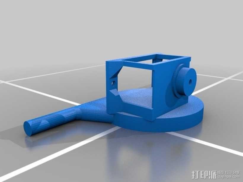 迷你机械臂 3D模型  图16