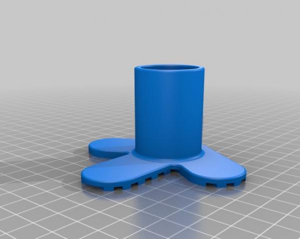 mino工具配件 3D模型  图1