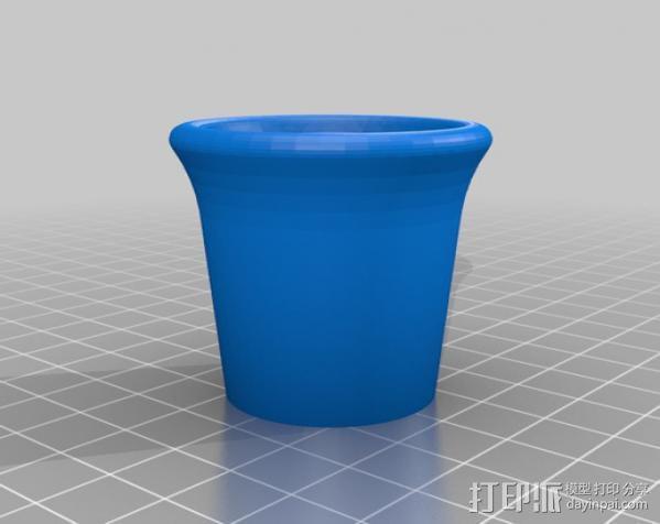 mino工具配件 3D模型  图3
