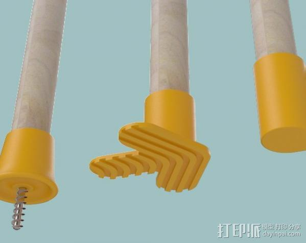 mino工具配件 3D模型  图5