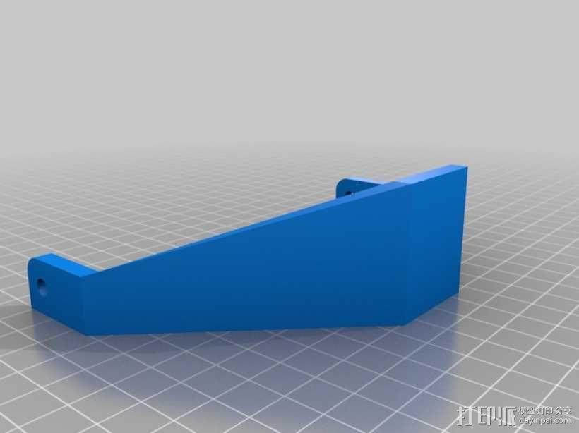 遥控飞机 3D模型  图1