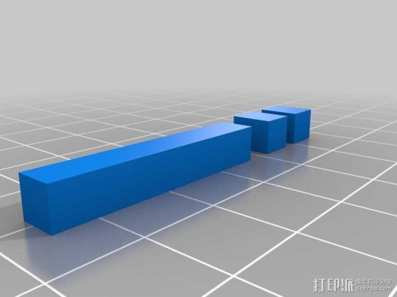 遥控飞机 3D模型  图7