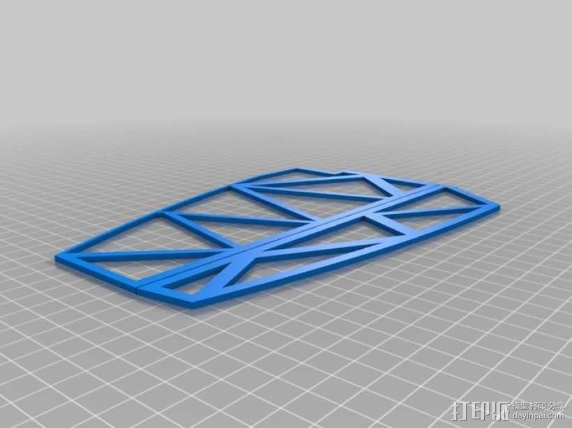 遥控飞机 3D模型  图9