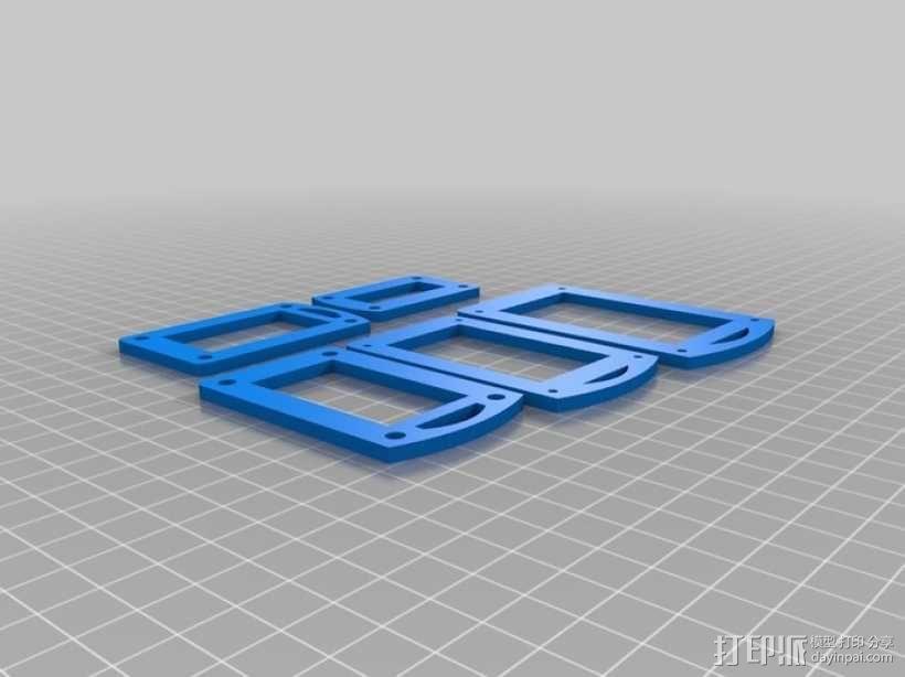 遥控飞机 3D模型  图10