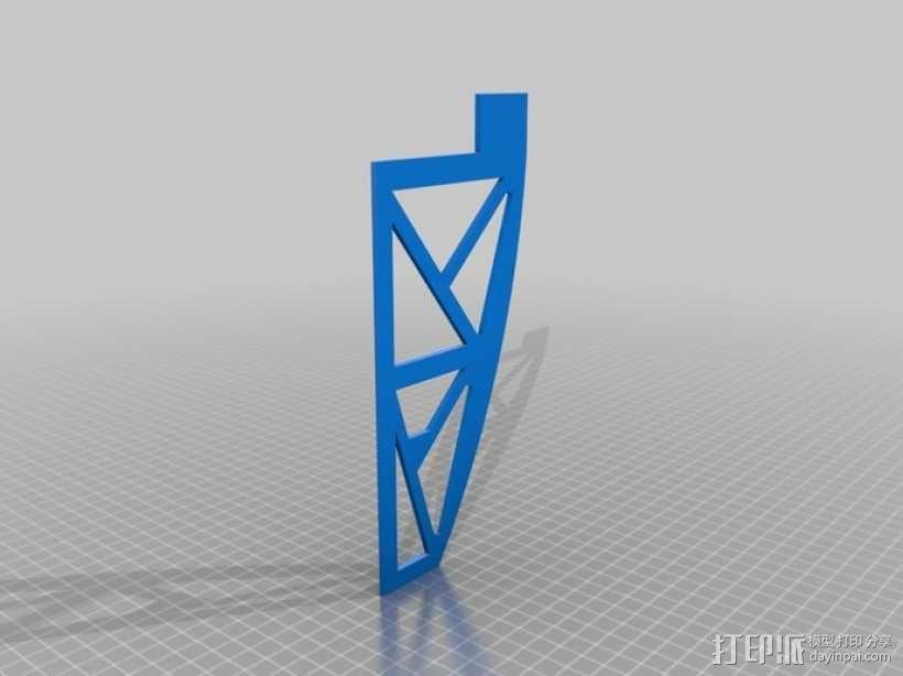 遥控飞机 3D模型  图13