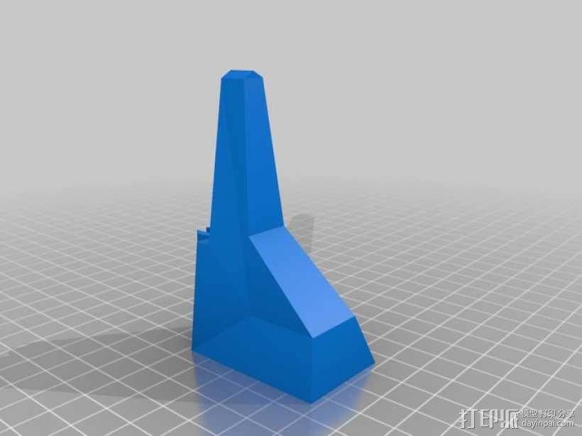 遥控飞机 3D模型  图14