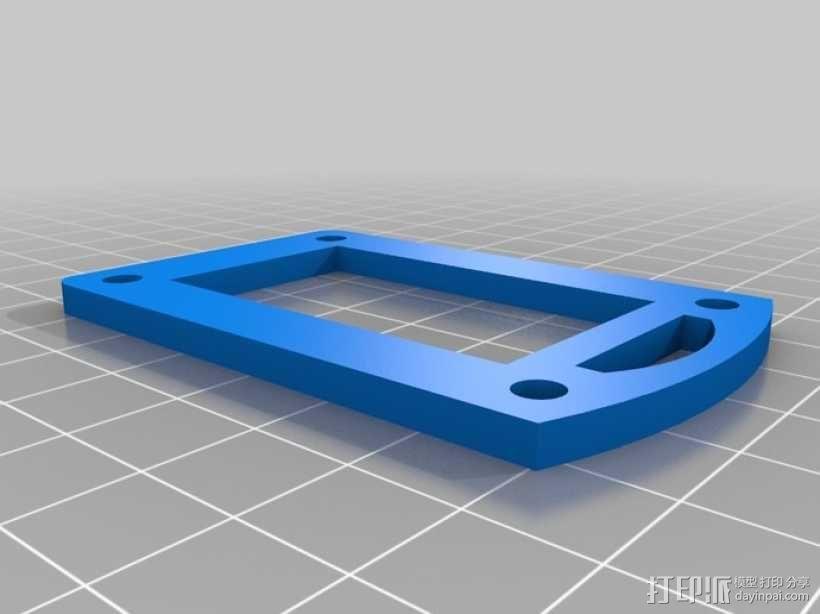 遥控飞机 3D模型  图16