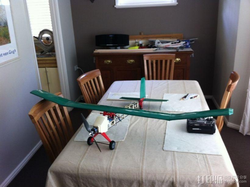 遥控飞机 3D模型  图19