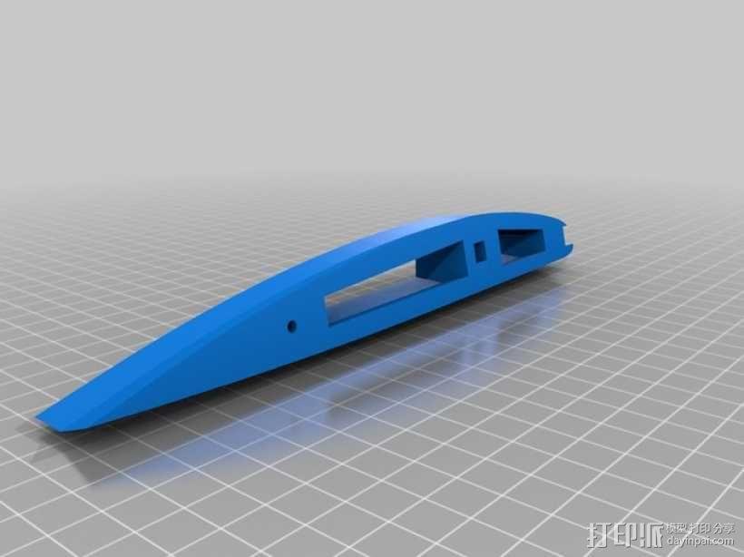 遥控飞机 3D模型  图22