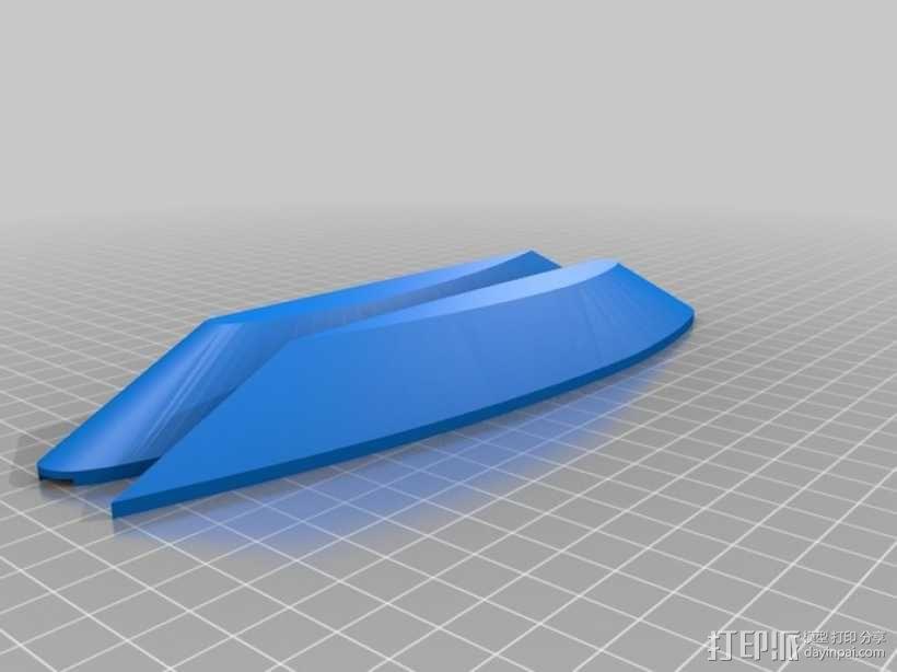 遥控飞机 3D模型  图30
