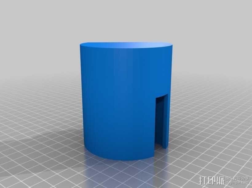 自由机械臂 3D模型  图3