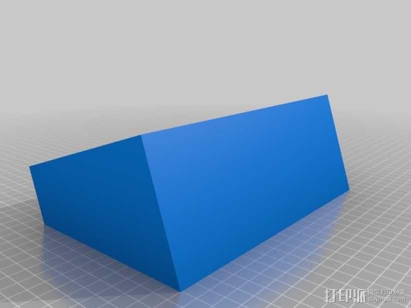 自由机械臂 3D模型  图2