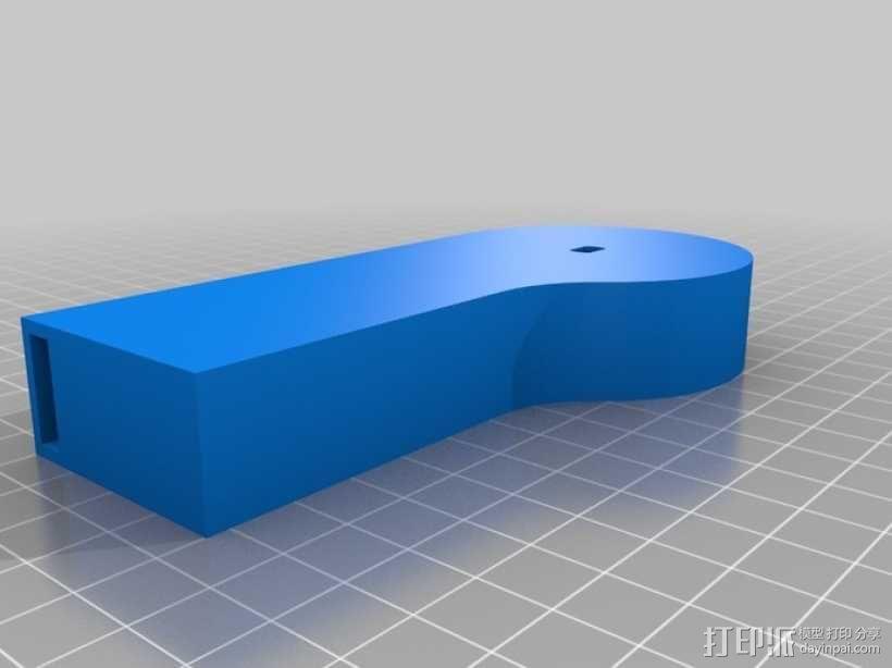 自由机械臂 3D模型  图9