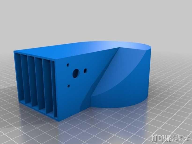 自由机械臂 3D模型  图11