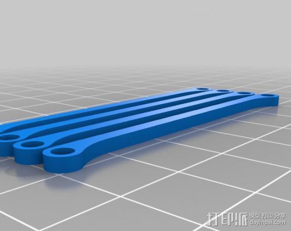 火箭发动机  模型 3D模型  图5