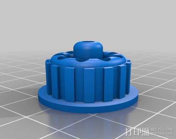 火箭发动机  模型 3D模型  图9
