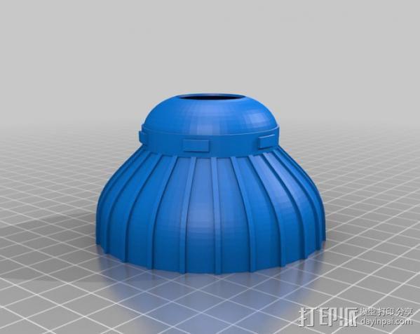 火箭发动机  模型 3D模型  图10