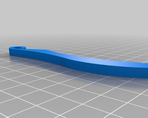 迷你滑翔机 3D模型  图3