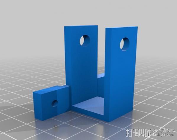 光学转速计  3D模型  图1