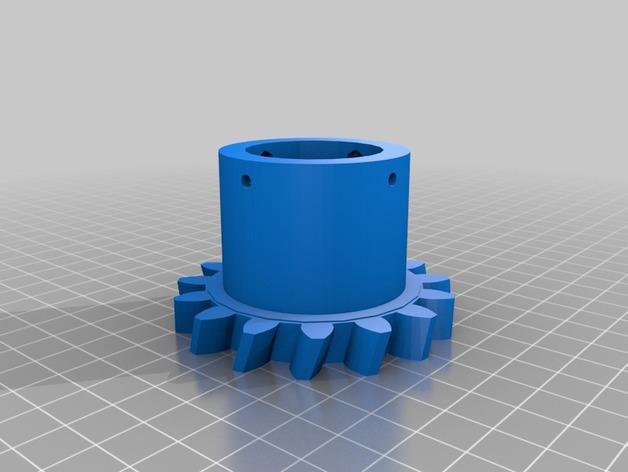 InMoov机械臂 3D模型  图2