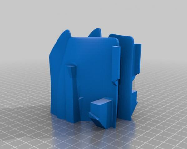 InMoov机械臂 3D模型  图4