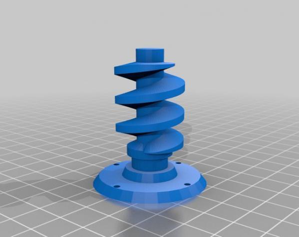 InMoov机械臂 3D模型  图5