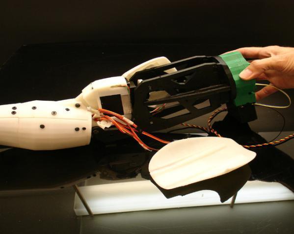 InMoov机械臂 3D模型  图8