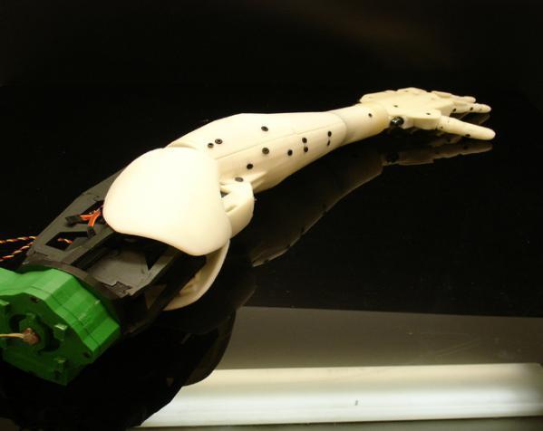 InMoov机械臂 3D模型  图7