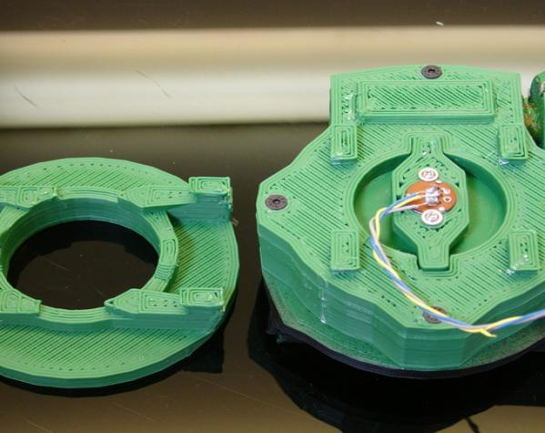 InMoov机械臂 3D模型  图11
