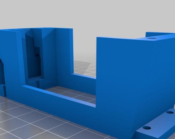InMoov机械臂 3D模型  图14
