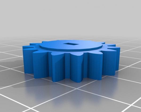 InMoov机械臂 3D模型  图21