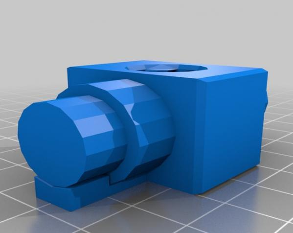 InMoov机械臂 3D模型  图20